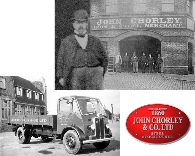 John chorley